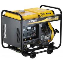 Дизельный сварочный генератор Kipor KDE5000EW