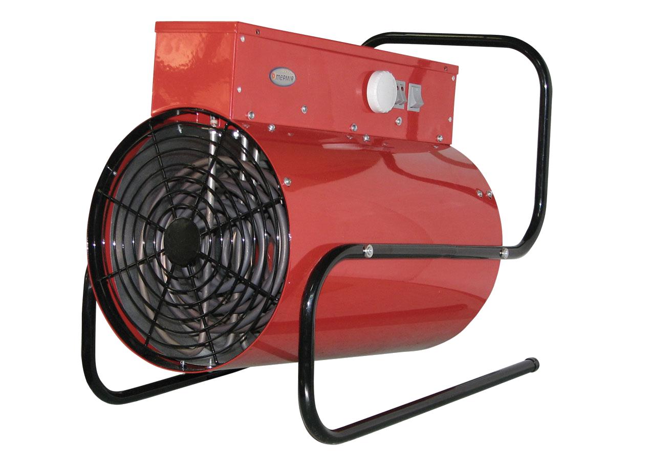 Электрическая тепловая пушка Термия 9000
