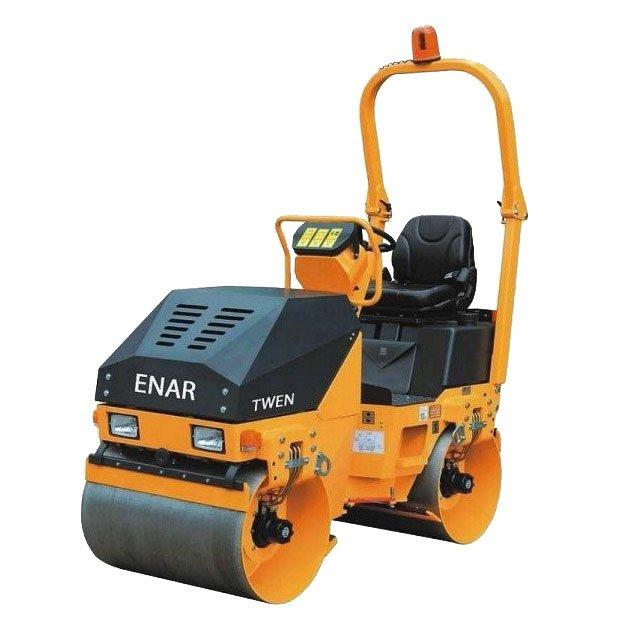 Виброкаток ENAR TWEN 80 1300 кг.